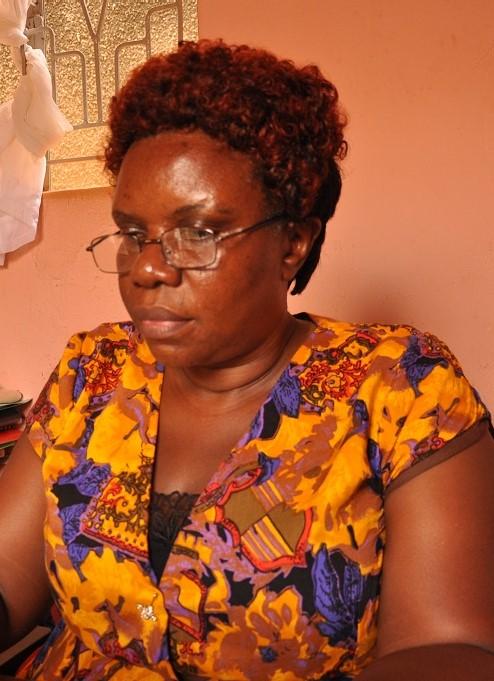 IDIWA Eexecutive Director Elizabeth Kayanga