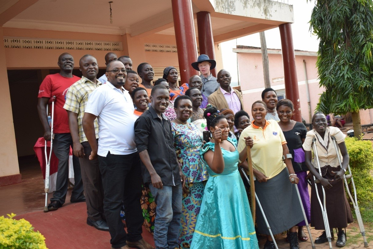 Kamuli Disability Budget Advocacy Group